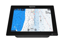 High res image - Raymarine - Lighthouse 3.2 update Axiom 12 front tilt