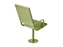 Parco loungefåtölj, design Broberg & Ridderstråle