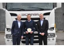 Lastvognssælger Peter Munkholm, 42 år, Stiholt i Aalborg
