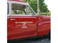Fordonsdekor Stockholms spårvagnar