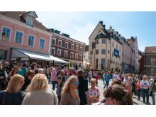 Almedalsveckan, Visby.