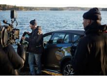 Volvo Cars nya reklamsamarbete med kända fiskeprofilen Svartzonker