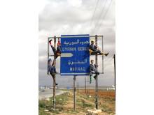 Drömturnén/Trupp Trunk i Jordanien