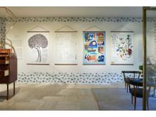 The Biosphere exhibition at Svenskt Tenn
