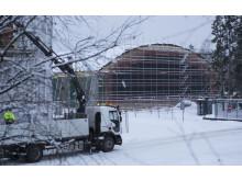 Ny Sweeperhall januar 2013