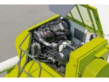 Ny motor i CLAAS AVERO