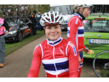 Emilie Moberg under Energiewacht Tour 2014