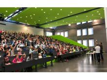 Kinderuniversität der Technischen Hochschule Wildau war wieder ein Magnet für die Region