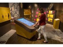 Utställning i Gruvmuseet