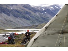 Outdoor Academy of Sweden, Swedish Lapland 2015