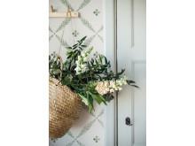 Blomstermåla 51024 tapeter