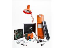 Elektronik för återvinning