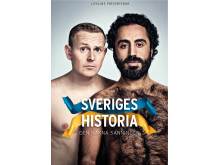 """Özz Nüjen och Måns Möller förenas på scen i showen """"Sveriges Historia – den nakna sanningen"""""""