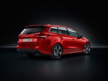 Bilsalongen i Genève - Sportig Kia cee'd GT Line lanseras med ny motor och ny dubbelkopplingslåda