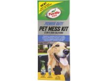 Pet Mess Kit från Turtle Wax