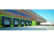 Hörmanns logistiklösningar på logistikcenter