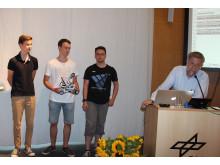 Abschluss der 4. Schüler-Ingenieur-Akademie RoboTool