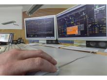 Netzleitstelle: Zentrale in der Betriebsführung des Stromnetzes
