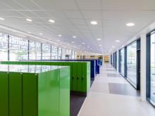Belysning LED skola - Proton Lighting