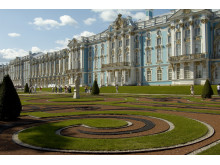St. Catherine's Palace, St. Petersburg Russia