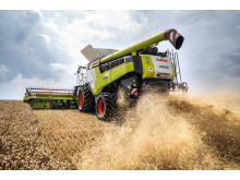 385515 Three silver medals for CLAAS innovations