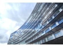 Clarion Hotel Arlanda har utformats av Sweco som även är huvudkonstruktör.