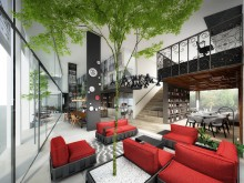 Multitalented Lobbies Lounge