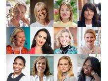 Inspiring speakers at Sigma Smart Women Society