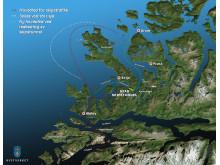 Karte Schiffstunnel