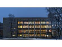 Norges musikkhøgskole fasade 2