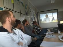 Energibyggare pilottest av utbildning i Trönninge, Varberg