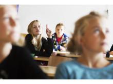 Intelligent ventilation giver bedre indeklima på danske skoler