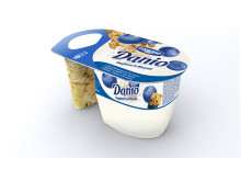 Danio Yoghurt & Müsli Blåbär
