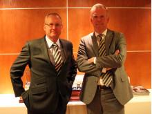 Gunnar Blomdahl och Carl-Johan Hagman