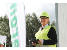 Ann-Charlotte Stenkil (M) kommunalråd, Varbergs kommun