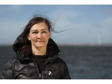 Cia Sjöstedt , ny vd i Sjöräddningssällskapet
