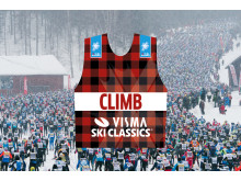 Vasaloppet Climb bib