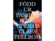 Omslag Född ur passion