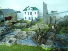 2. verdenskrig i ministørrelse på Tøjhusmuseet til Kulturnatten