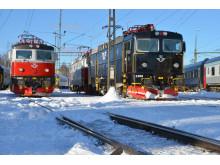 Jan Lundberg, professor vid Luleå tekniska universitet har fått patent för ett instrument som mäter slitage på järnvägar