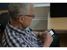 Akutpatienter på Akademiska ska kunna skatta sin smärta via app