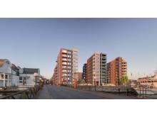 Midroc utvecklar 150 bostäder i Helsingborgs city