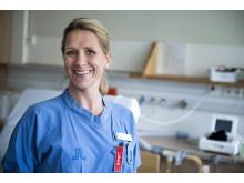 Förlossningsöverläkare Sophia Brismar Wendel