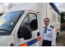 Special Constable Vicky Leopard
