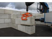 C3C levererar betongblock med enkelt montage