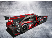Audi Sport Finale 2015 - Audi R18 2016 right side