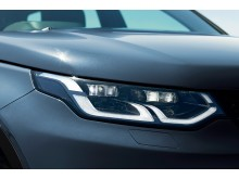 Discovery Sport headlamps