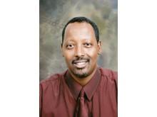 Abukar Warsame, universitetslektor vid avdelningen Bygg- och fastighetsekonom på KTH.