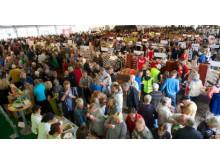 Matmässan lockade förra året 45 000 besökare.