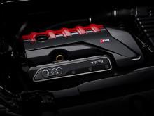 Prisvindende Audi 5-cylindret TFSI-motor